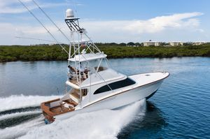 Used F&s Custom Carolina with Seakeepers Sports Fishing Boat For Sale