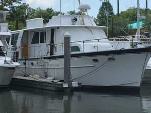 Used Hatteras 50 Motor Yacht For Sale