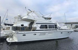 Used Johnson 50 High Tech Motor Yacht For Sale