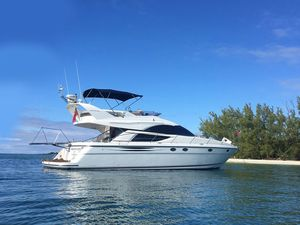 Used Fairline Phantom 50 Motor Yacht For Sale