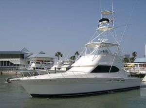 Used Riviera Convertible Sport Fisherman Convertible Fishing Boat For Sale