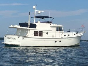 Used Krogen Express 49 Trawler Boat For Sale