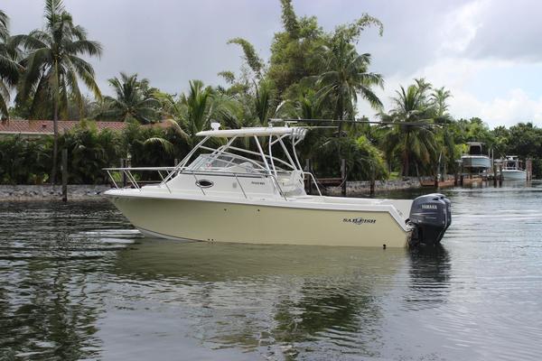 Used Sailfish 2660 WA Sports Fishing Boat For Sale