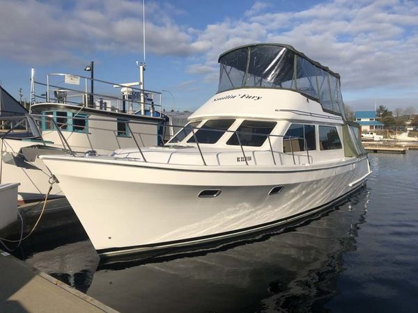 Used Gulf Commander 48 Motor Yacht For Sale