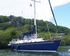 Used Tayana 48 Center Cockpit Sailboat For Sale