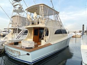 Used Hines-Farley Sport Fisherman Sports Fishing Boat For Sale