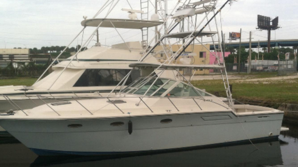 Used Tiara 36 Express Cruiser Boat For Sale