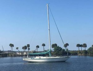 Used Morgan Starratt-Jenks 45 Sloop Sailboat For Sale