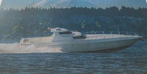 Used Phantom Performance High Performance Boat For Sale