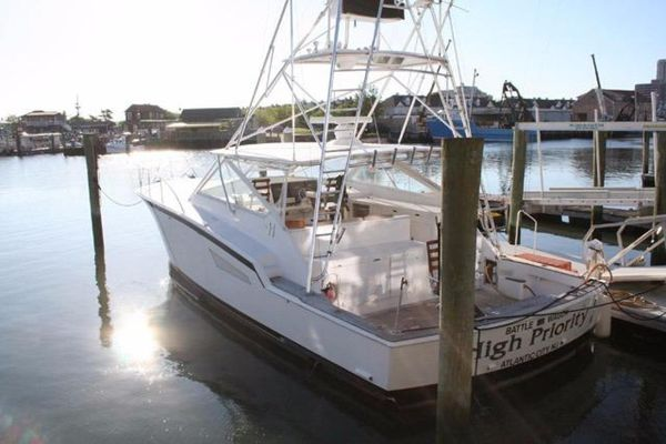 Used Hargrave Express Sports Fishing Boat For Sale