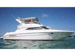 Used Sea Ray 45 Express Bridge Convertible Fishing Boat For Sale