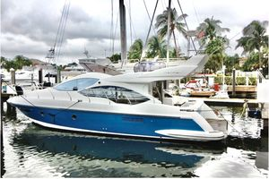 Used Azimut 45 Flybridge Motor Yacht For Sale