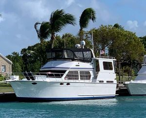 Used Aquarius 45 Trawler Boat For Sale