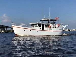 Used Thomas Dale Vinette Trawler Boat For Sale