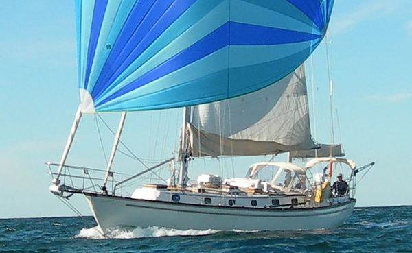 Used Shannon Ketch Sailboat For Sale