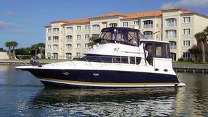 Used Silverton 402/422 Motoryacht Aft Cabin Boat For Sale