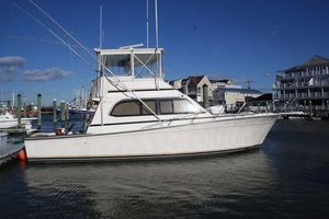 Used Egg Harbor 43 Sport Fisherman Sports Fishing Boat For Sale
