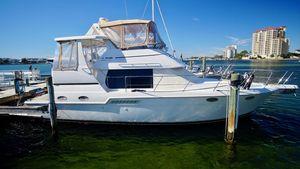 Used Carver 404 Aft Cabin Cruiser Boat For Sale