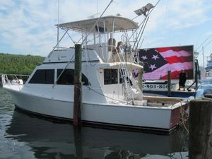 Used Torres Sportfish Sports Fishing Boat For Sale