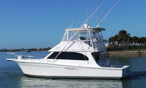 Used Egg Harbor 43 Sport Yacht Convertible Fishing Boat For Sale