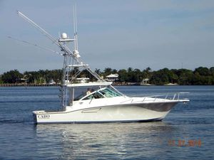 Used Cabo 40 Express SF Sports Fishing Boat For Sale