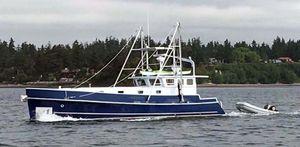 Used Webbers Cove 1966/2004 Custom Trawler Boat For Sale