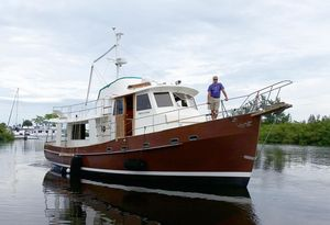 Used Chb Krogen 42 Trawler Boat For Sale