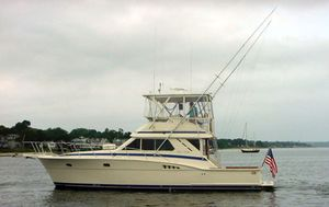 Used Chris-Craft 42 Sport Sedan Sports Fishing Boat For Sale