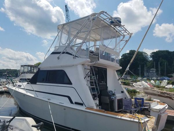 Used Rampage Convertible Fishing Boat For Sale