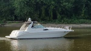 Used Sea Ray 410 Express Cruiser Boat For Sale