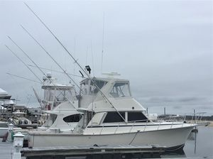 Used Henriques 38 Convertible Fishing Boat For Sale