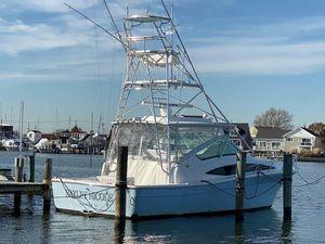 Used Bertram 360 Saltwater Fishing Boat For Sale