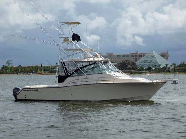 Used Grady-White 360 Express Cruiser Boat For Sale