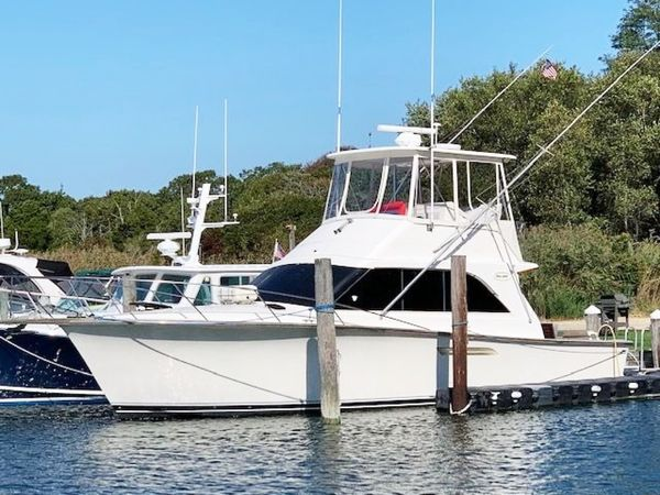 Used Ocean Yachts 38 Super Sport Convertible Fishing Boat For Sale