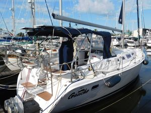 Used Hunter 380 Schooner Sailboat For Sale
