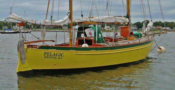 Used Custom R.W. Davis Ketch Sailboat For Sale