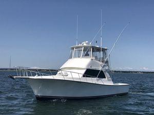 Used Henriques 38 Flybridge Boat For Sale
