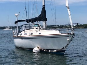 Used Pearson 37-2 Sloop Sailboat For Sale