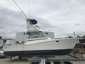 Used Topaz Sportfish Sports Fishing Boat For Sale