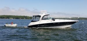 Used Larson Cabrio 370 Convertible Fishing Boat For Sale
