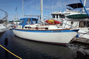 Used Irwin 37 Mark III Ketch Sailboat For Sale