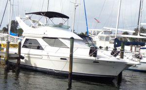 Used Bayliner 3788 Flybridge Boat For Sale