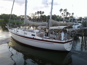 Used Pearson Ketch 365 Ketch Sailboat For Sale