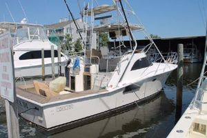 Used Delta Open Express Sports Fishing Boat For Sale