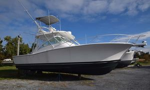 Used Luhrs 36 Open Saltwater Fishing Boat For Sale
