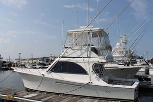 Used Jersey 36 Convertible Fishing Boat For Sale