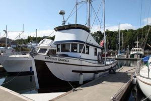 Used Custom Stockland Trawler 36 Trawler Boat For Sale