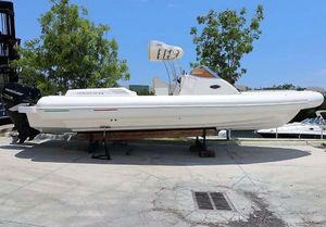Used Custom Impetus 36 Tender Boat For Sale