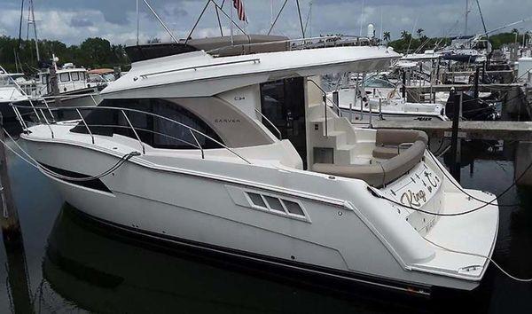 Used Carver C34 Flybridge Boat For Sale