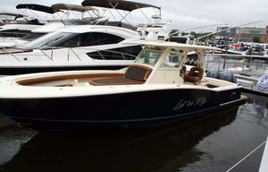 Used Scout 350 LXF Center Console Fishing Boat For Sale